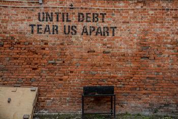 Pay off my debts